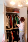 Very jealous of LIsa's closet
